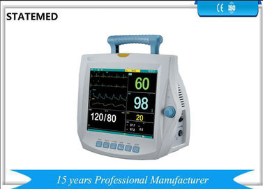 Doctor Diagnose Multi Parameter Patient Monitor Vital Signs Devices With LCD Display